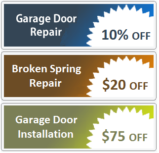 24 hour garage door repair near me